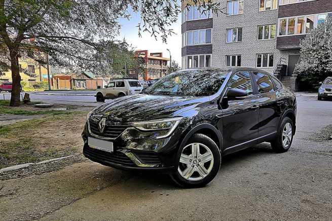 Renault Arkana, 2019 год, 1 095 000 руб.