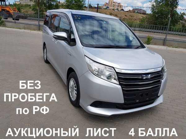 Toyota Noah, 2015 год, 1 255 000 руб.
