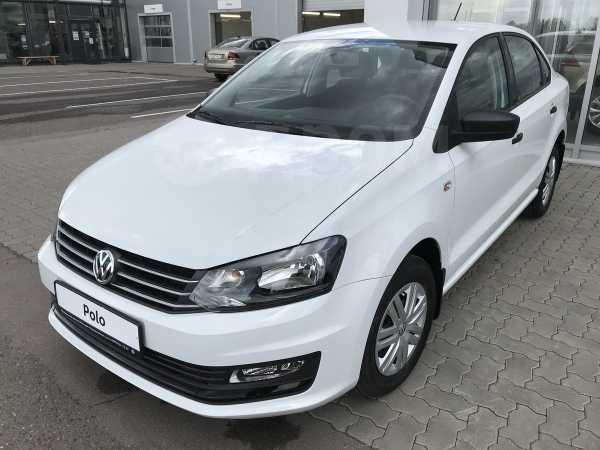 Volkswagen Polo, 2019 год, 834 510 руб.