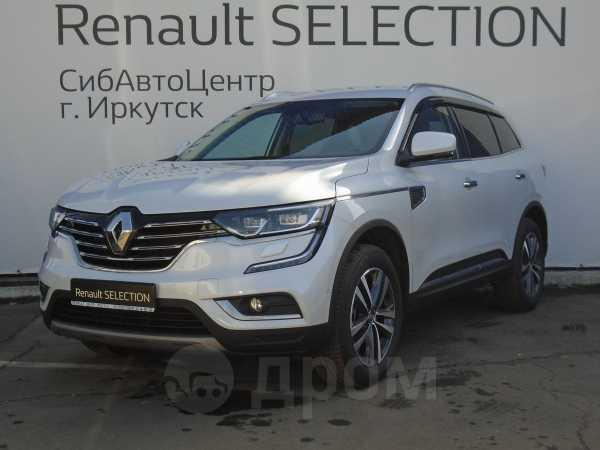 Renault Koleos, 2019 год, 1 998 000 руб.