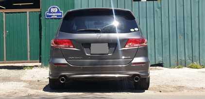 Уссурийск Honda Odyssey 2010