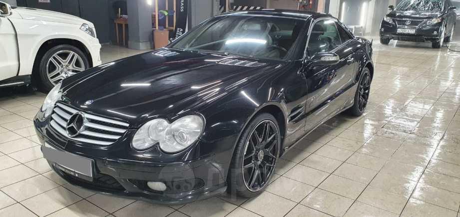 Mercedes-Benz SL-Class, 2004 год, 899 000 руб.