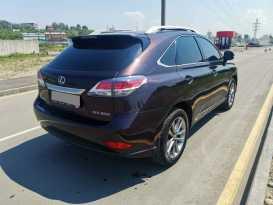 Иркутск RX350 2012