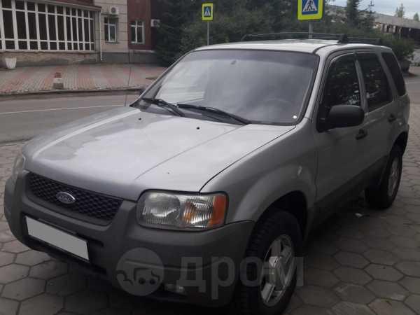 Ford Escape, 2004 год, 387 000 руб.