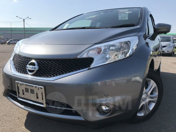 Nissan Note, 2017 год, 565 000 руб.