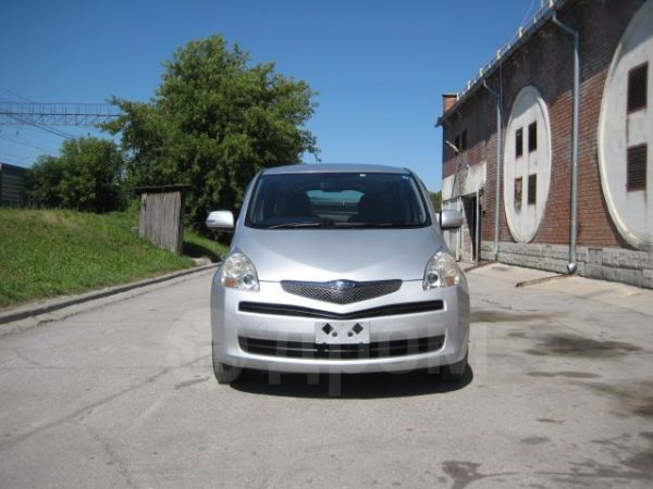 Toyota Ractis, 2009 год, 657 000 руб.