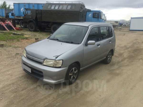 Nissan Cube, 2000 год, 118 000 руб.