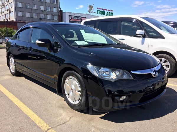 Honda Civic, 2010 год, 625 000 руб.