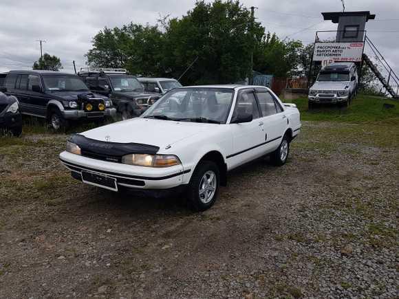 Toyota Carina, 1990 год, 158 000 руб.