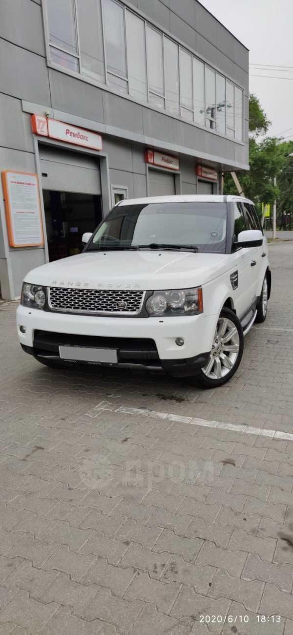 Land Rover Range Rover Sport, 2010 год, 1 450 000 руб.