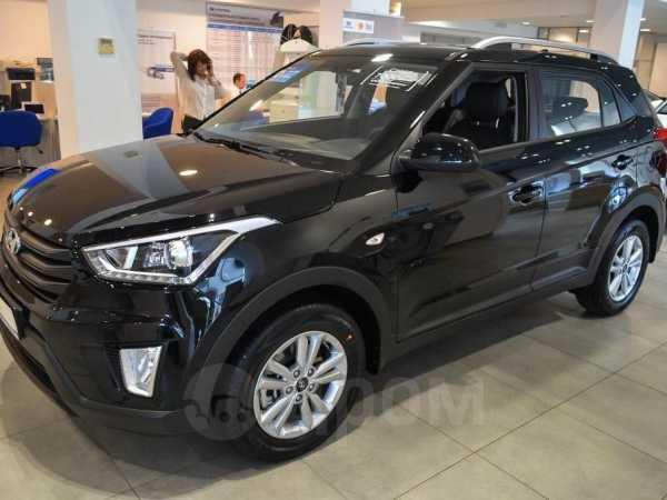 Hyundai Creta, 2020 год, 1 308 000 руб.