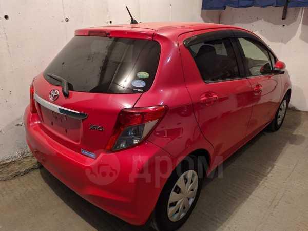 Toyota Vitz, 2014 год, 510 000 руб.