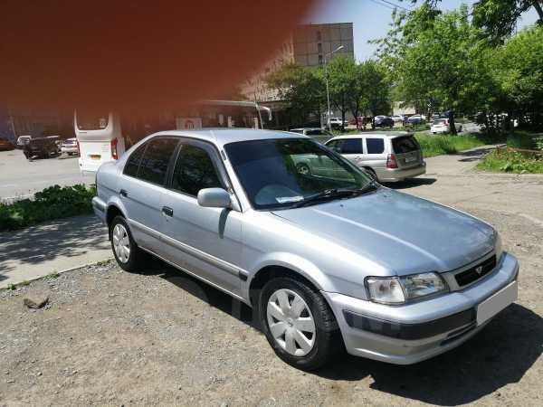 Toyota Tercel, 1998 год, 167 000 руб.
