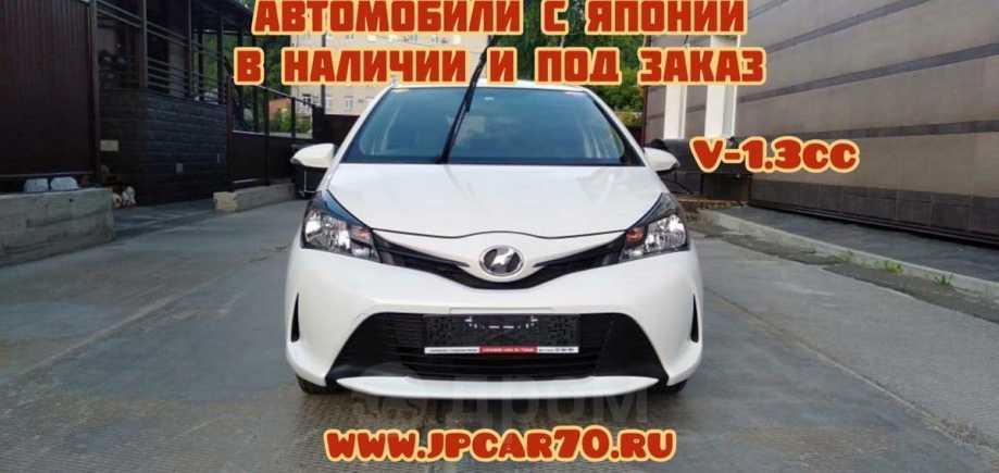 Toyota Vitz, 2016 год, 590 000 руб.