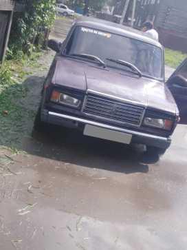 Иркутск 2107 2002