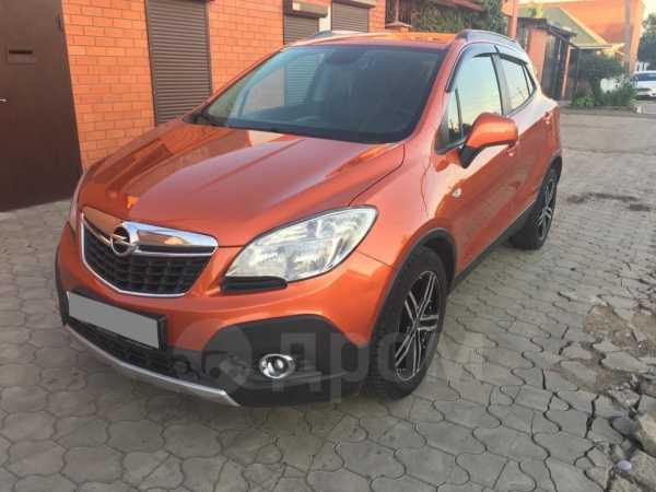 Opel Mokka, 2014 год, 568 000 руб.