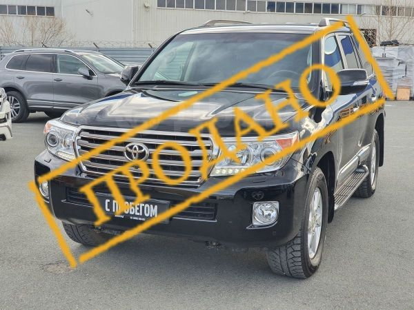 Toyota Land Cruiser, 2015 год, 3 800 000 руб.