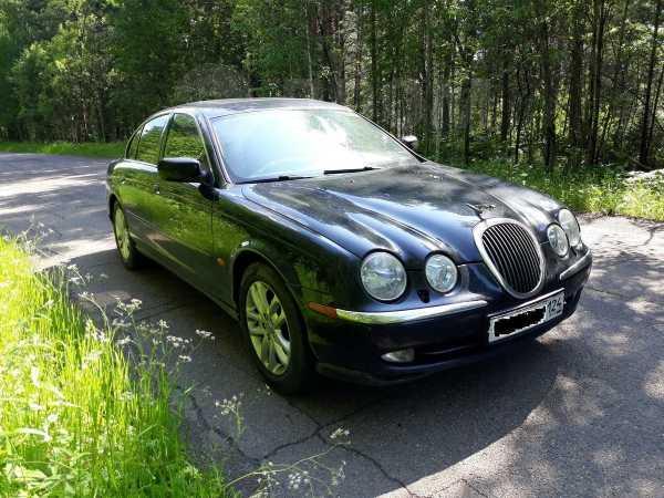 Jaguar S-type, 2000 год, 400 000 руб.