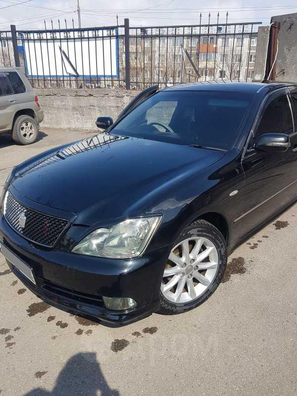 Toyota Crown, 2005 год, 750 000 руб.