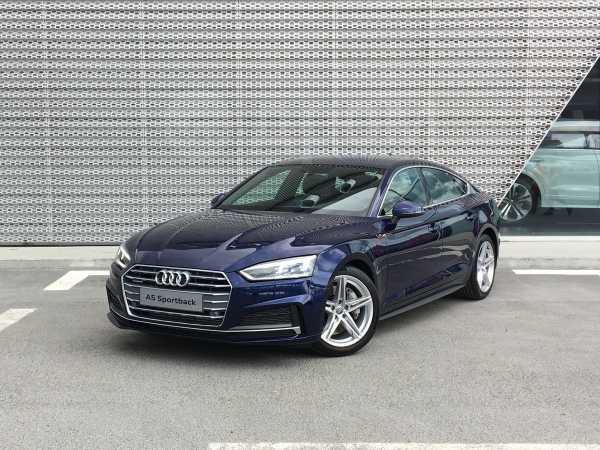 Audi A5, 2019 год, 3 633 675 руб.