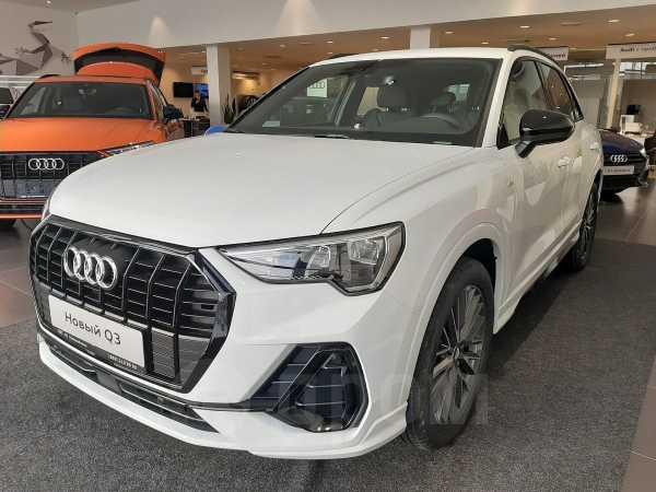 Audi Q3, 2019 год, 3 034 572 руб.