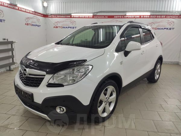 Opel Mokka, 2013 год, 609 000 руб.