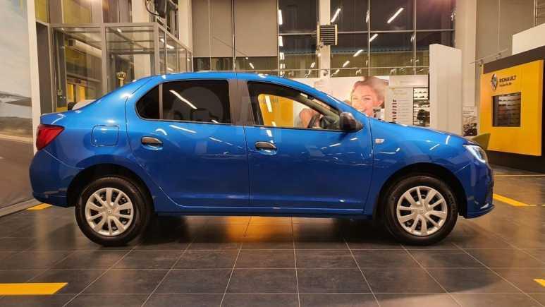 Renault Logan, 2019 год, 866 560 руб.