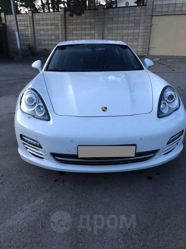 Porsche Panamera, 2013 год, 2 400 000 руб.