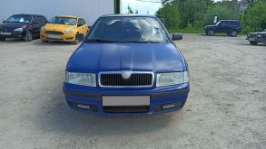 Можга Octavia 2002