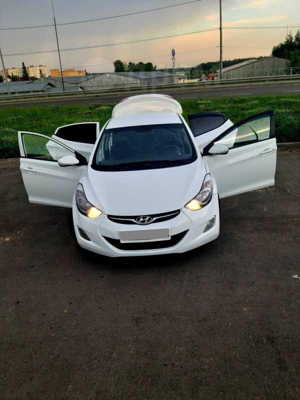 Hyundai Avante, 2012 год, 470 000 руб.