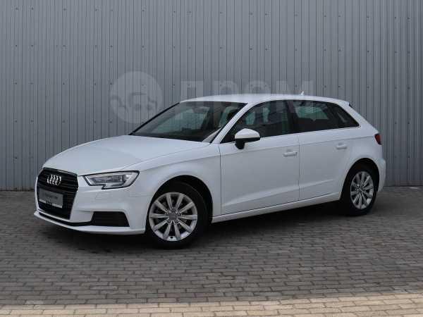 Audi A3, 2017 год, 1 200 000 руб.