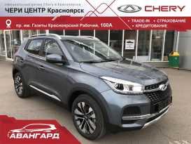 Красноярск Tiggo 4 2020