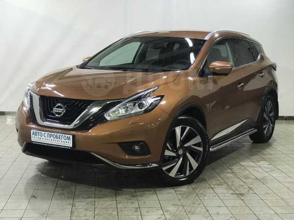 Nissan Murano, 2018 год, 2 115 000 руб.