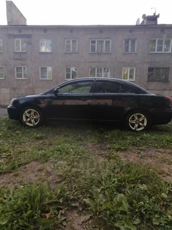Toyota Avensis, 2003 год, 340 000 руб.