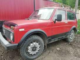 Горно-Алтайск 4x4 2121 Нива 1995