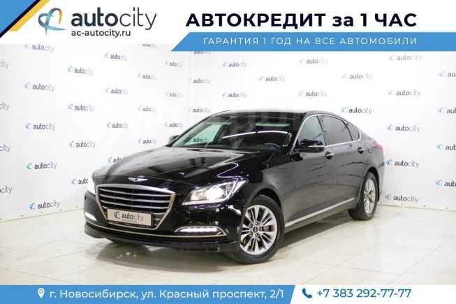 Hyundai Genesis, 2014 год, 1 299 000 руб.