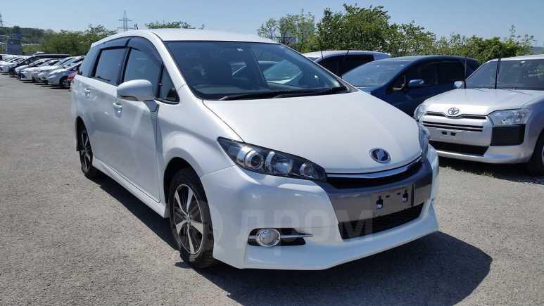 Toyota Wish, 2014 год, 888 000 руб.