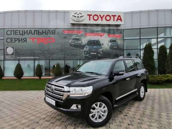 Toyota Land Cruiser, 2020 год, 5 672 000 руб.