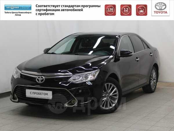 Toyota Camry, 2016 год, 1 302 000 руб.