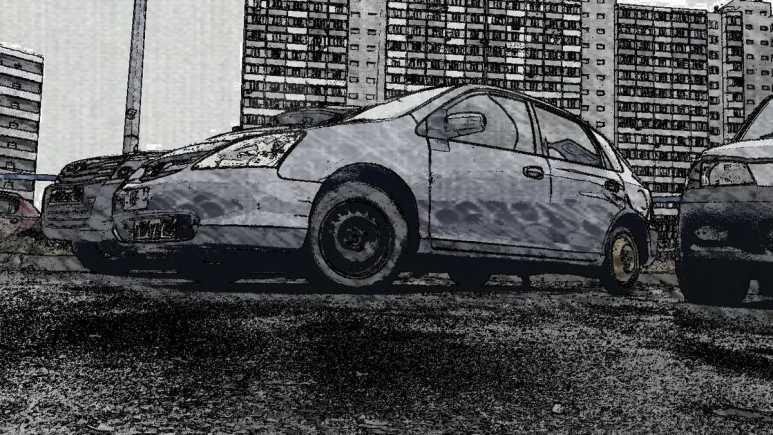 Honda Civic, 2001 год, 179 999 руб.