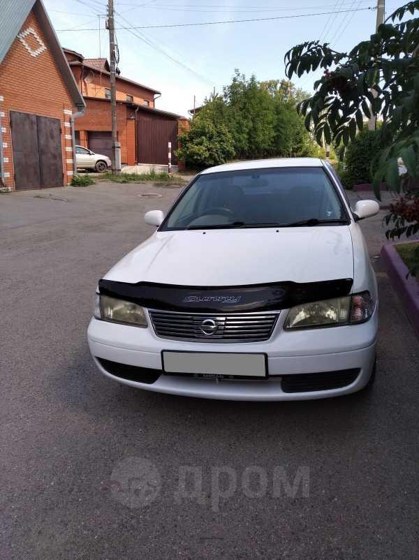 Nissan Sunny, 2002 год, 187 000 руб.