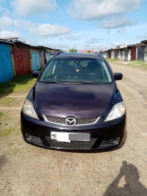 Mazda Mazda5, 2007 год, 370 000 руб.