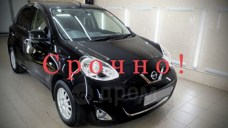 Nissan March, 2013 год, 455 000 руб.