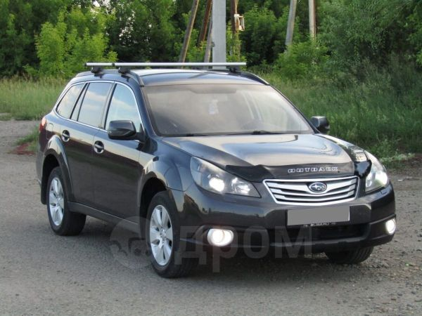 Subaru Outback, 2010 год, 748 000 руб.