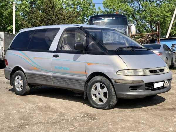 Toyota Estima Emina, 1995 год, 247 000 руб.