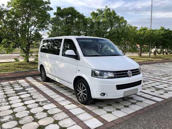 Volkswagen Multivan, 2013 год, 1 750 000 руб.