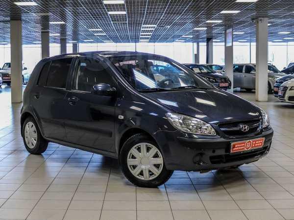Hyundai Getz, 2008 год, 279 500 руб.