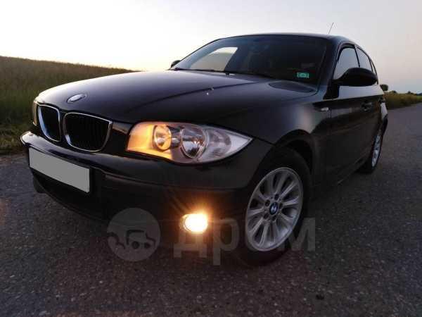 BMW 1-Series, 2007 год, 370 000 руб.