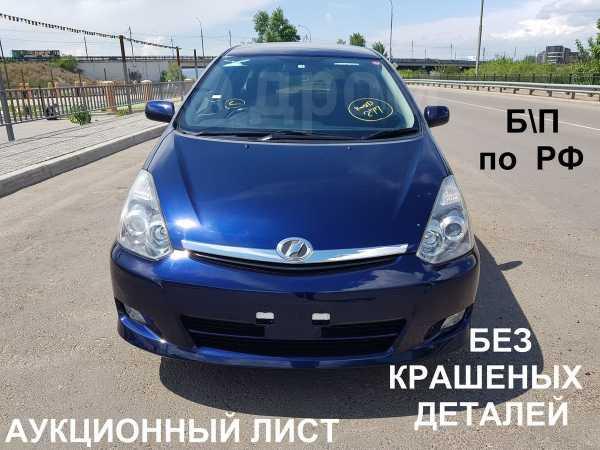 Toyota Wish, 2009 год, 745 000 руб.
