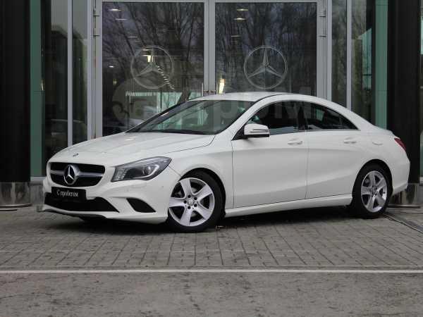 Mercedes-Benz CLA-Class, 2013 год, 1 070 000 руб.